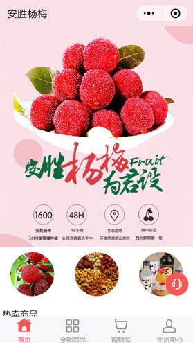重庆安胜果品商城